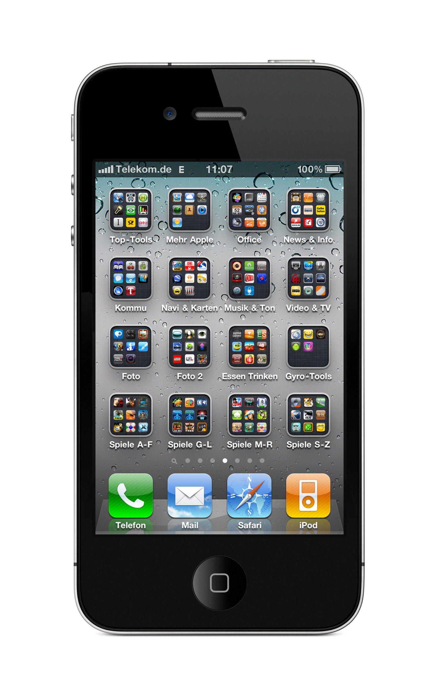 iphone apps verwalten sichern und wiederherstellen macwelt. Black Bedroom Furniture Sets. Home Design Ideas