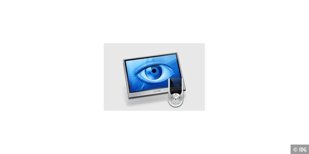 Eye TV icon
