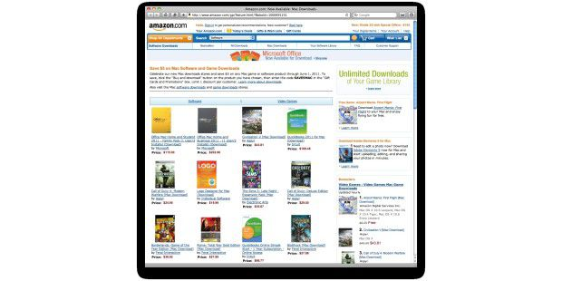 Amazon Mac-Download-Store