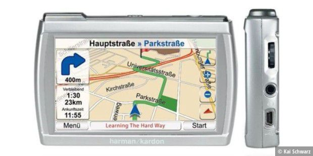Harman Kardon GPS-200