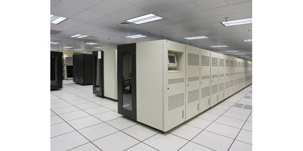 IBM Rechenzentrum Data Center 4:3