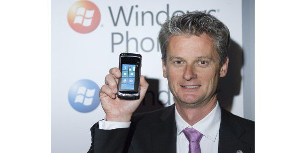 Windows Phone Mango Ralph Haupter