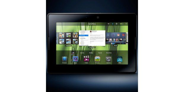 BlackBerry Playbook (Quelle: RIM)