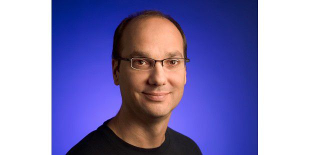 Googles Android-Chef Andy Rubin
