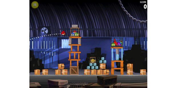 "Angry Birds Rio ist an den Animationsfilm ""Rio"" angelehnt."