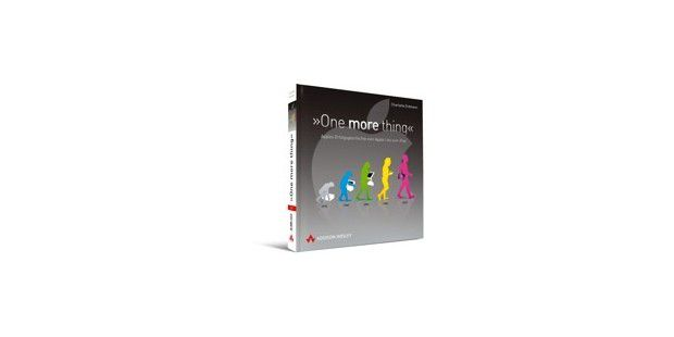 Buch: One more thing