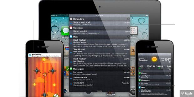 iOS5 Notifications