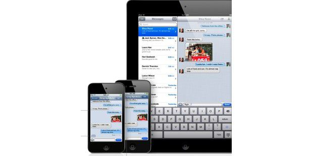 iMessage iOS5