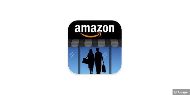 iPad Amazon Icon