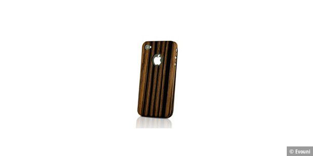 iPhone 4 Case aus Holz