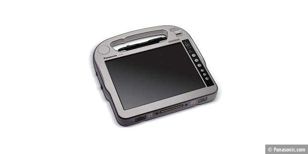 Panasonic stellt Toughbook H2 vor (c) Panasonic.com