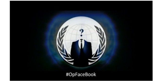 Anonymous Op Facebook