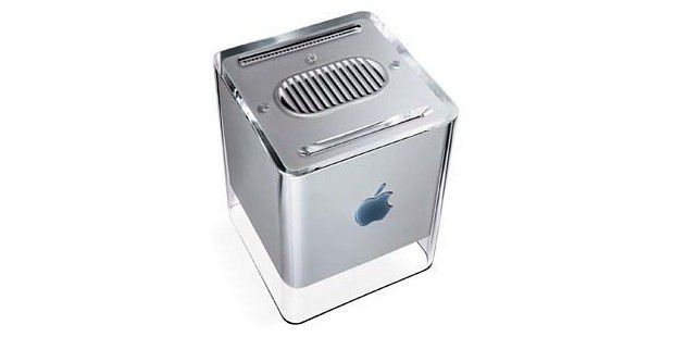 2000: Apple Power Mac G4 Cube © Apple