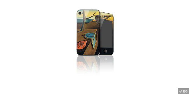 iPhone Skin Dali