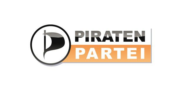 Piratenpartei Piraten Logo hires PNG