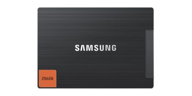 Samsung SSD Serie 830 frontal