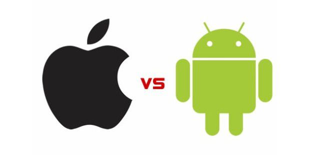 Teaser Apple vs Android