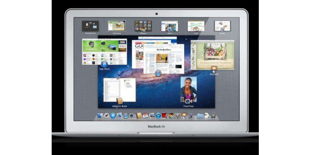 Apples MacOS X 10.8 bereits in der Testphase (c) apple.com