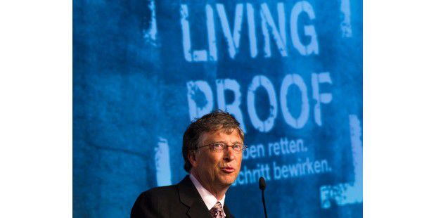 Bill Gates (hier bei einem Amcham-Termin in Berlin im April 2011)