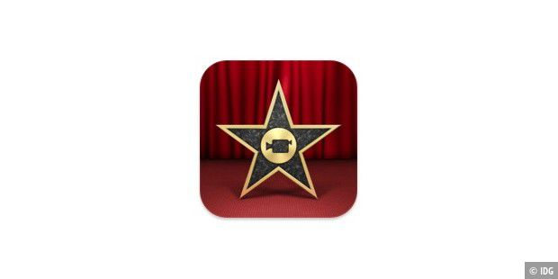 Icon iMovie 1.3 iPad