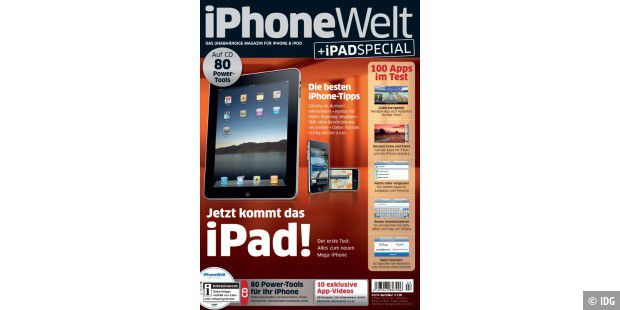 iPhone Welt 3/2010