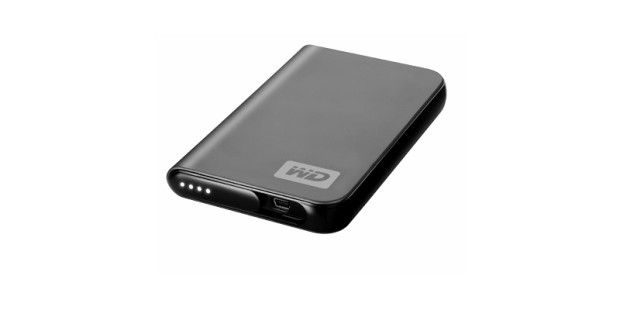 Western Digital Passport Elite