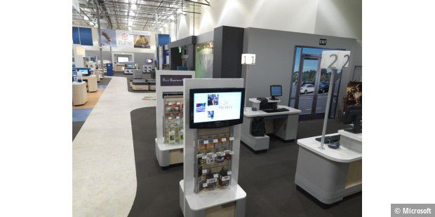 Microsoft Retail Experience Center