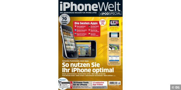 iPhone Welt 2/2010