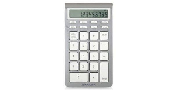SMK Bluetooth Calculator Keypad