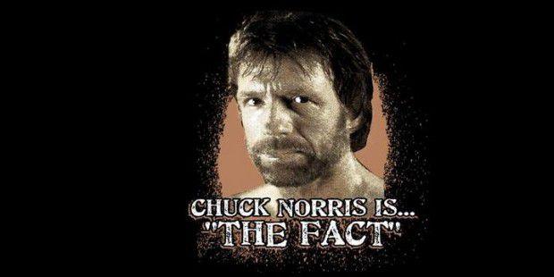 Die 70 besten Chuck-Norris-Witze im Web