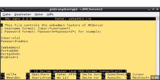 Minecraft Mobil Mit Dem Raspberry Pi PCWELT - Minecraft server erstellen raspberry pi