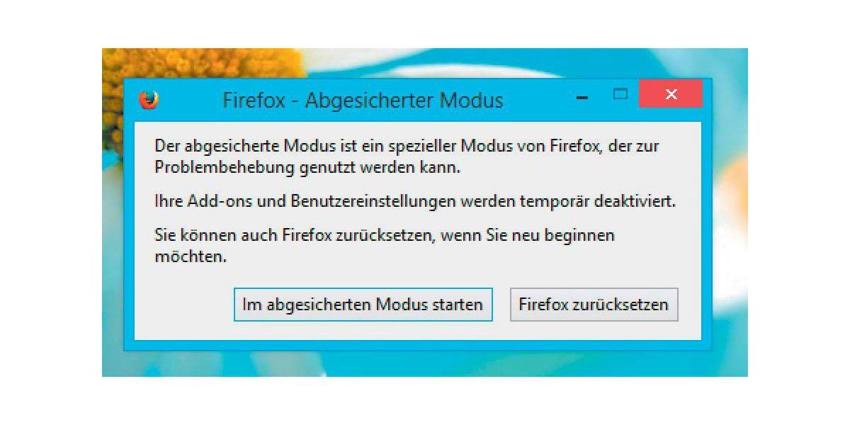 Firefox deaktivierte addons löschen