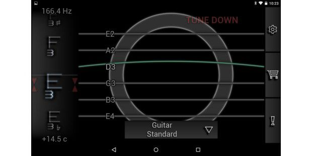 PitchLab Guitar Tuner (PRO)