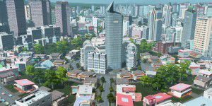 Cities: Skylines im Test - das bessere Sim City