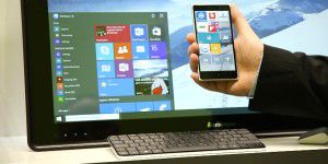 Video: Windows 10 auf der CeBIT 2015