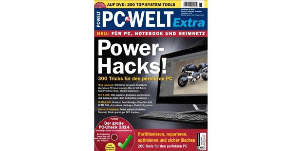 PC-WELT Power-Hacks