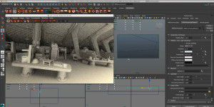 Rendering-Software: RenderMan