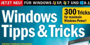 Heute gratis herunterladen: Windows-Tricks