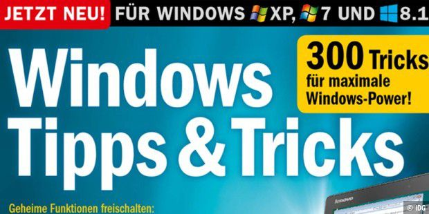 PC-WELT Windows-Tricks