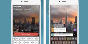 Twitter: Live-Streaming-App Periscope ist erschienen