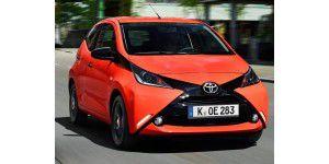 Toyota Aygo: x-touch mit x-nav im Test