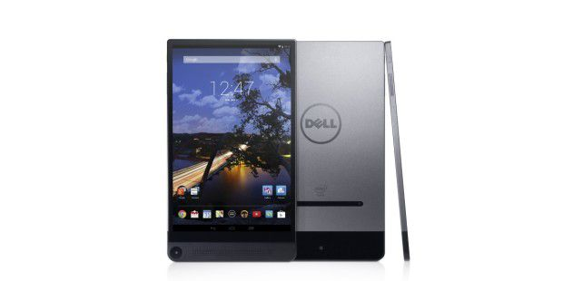 Android-Tablet mit 3D-Kamera im Test: Dell Venue 8