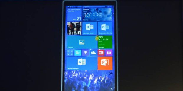 Windows 10 Mobile-Testversion erscheint für fast alle Lumia-Modelle