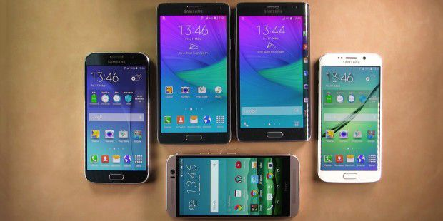 Video: Galaxy S6/S6 Edge - Der ultimative Vergleich