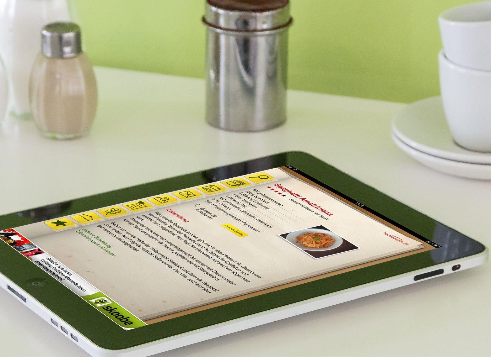 Das Ur-iPad im Einsatz - Macwelt