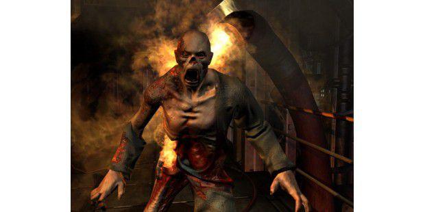 Ebenfalls von Aspyr portiert: Doom III.