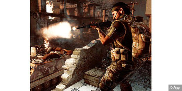 Der Klassiker: Call of Duty: Black Ops.