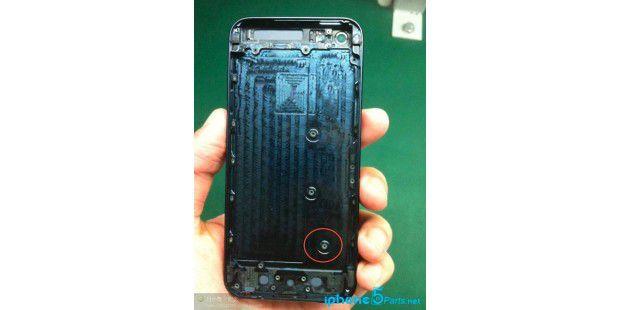 Kratzern hat das iPhone leider wenig entgegen zu setzen.