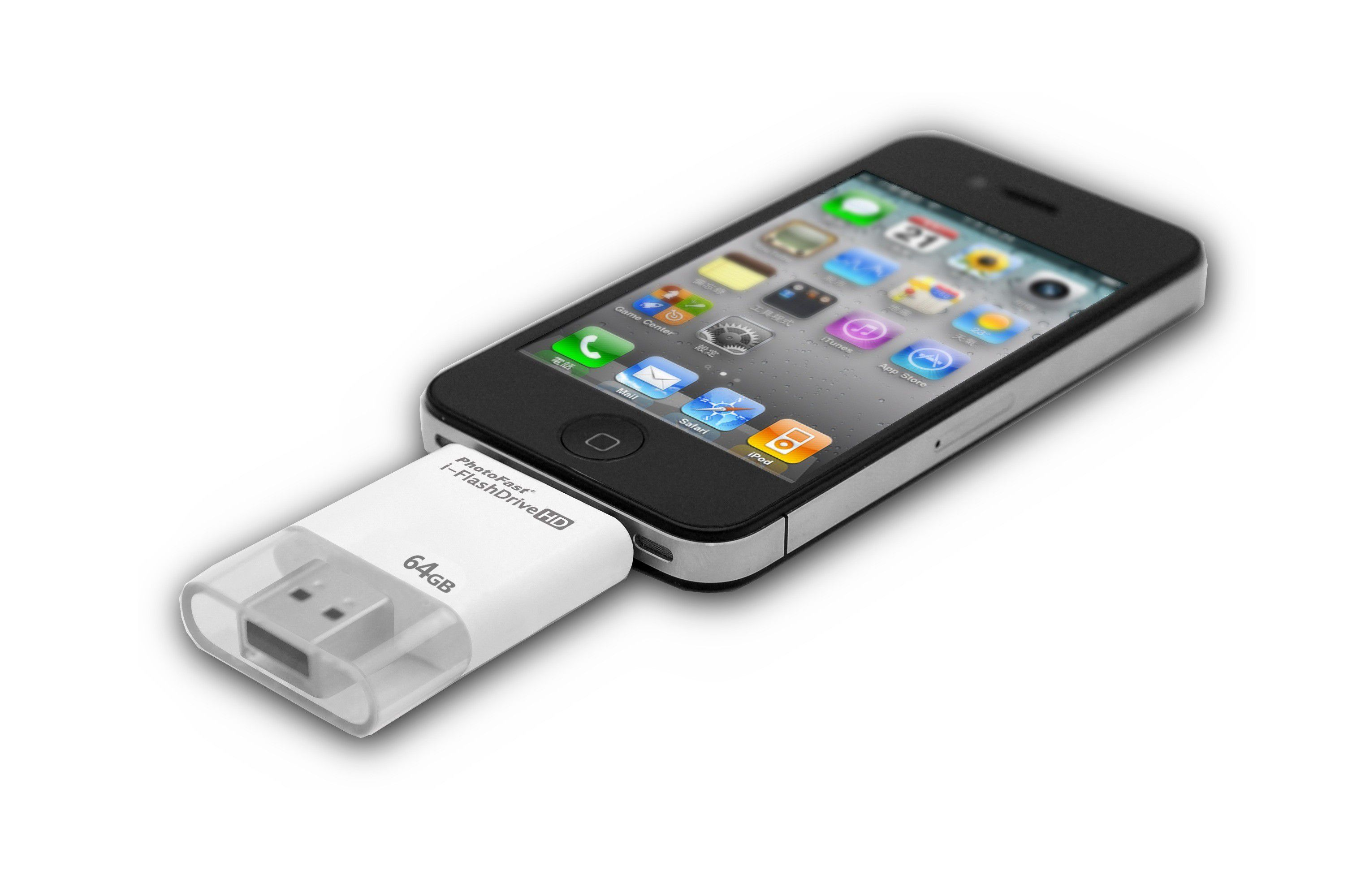 Ipad Iphone Hd: Test: Photofast I-Flashdrive HD