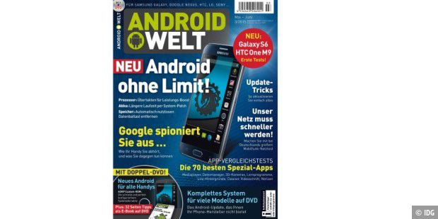 AndroidWelt 3/2015